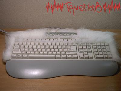 Собранная клавиатура